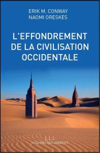 Efondrement civilisation occidentale