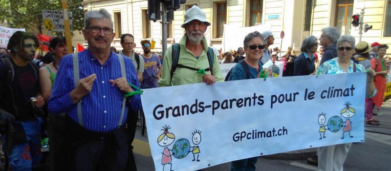 Bâle, 19 mai 2018, les jurassiens manifestent contre Monsanto