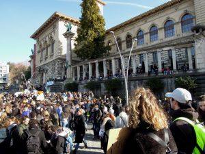 FLASH info : Marche climat du samedi 2 février