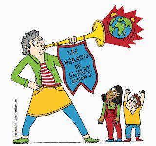 Genève : Saison 2 des Hérauts du Climat le 13 juin au Palladium !