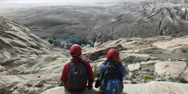 FLASH info :  17 août 2020 – Commémoration pour les glaciers disparus et justice climatique