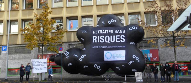 Lausanne, Retraites Populaires, 17 novembre 2016